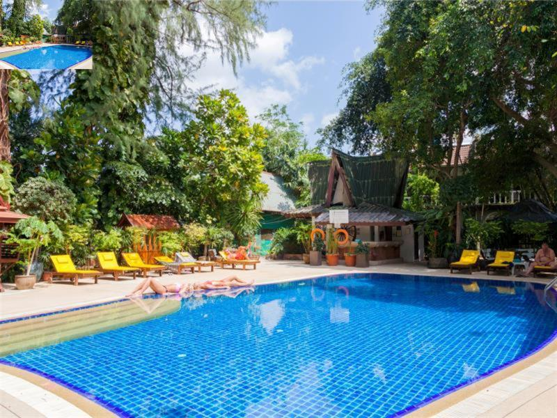 Tropica Bungalow Hotel Phuket - Swimming Pool