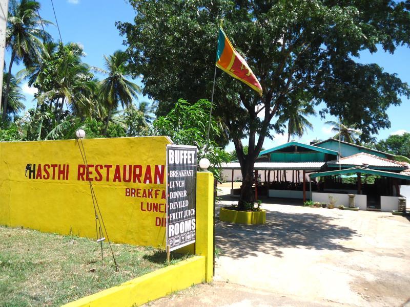 Hasthi Restaurant Hotel - Hotels and Accommodation in Sri Lanka, Asia