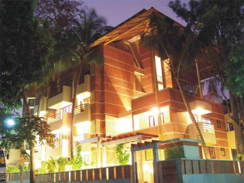 Sterling Suites - Boutique Serviced Apartments Near M.G Road