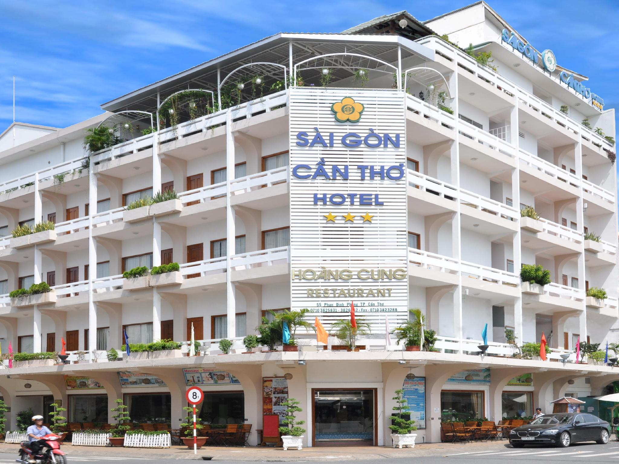 Saigon Can Tho Hotel - Hotels and Accommodation in Vietnam, Asia