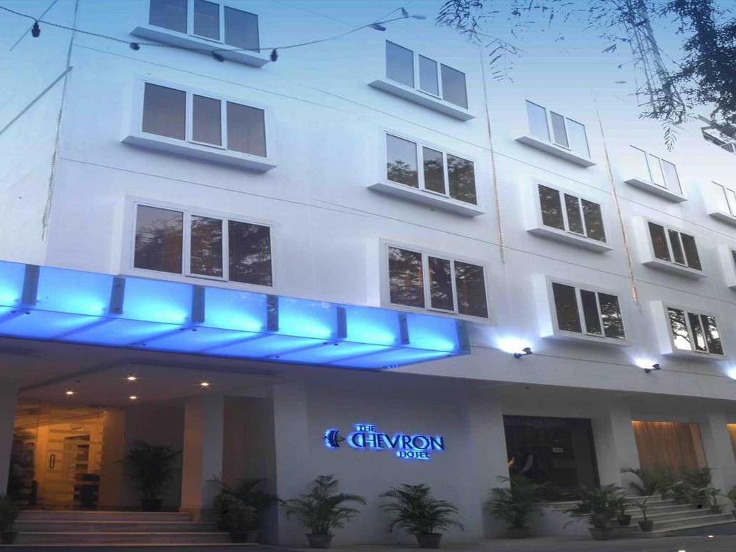 The Chevron Hotel - Hotell och Boende i Indien i Bengaluru / Bangalore