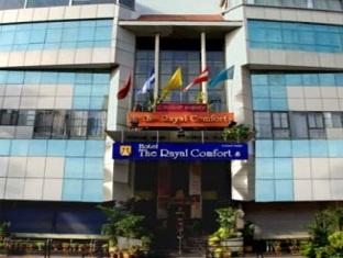 The Rayal Comforts Hotel - Hotell och Boende i Indien i Bengaluru / Bangalore