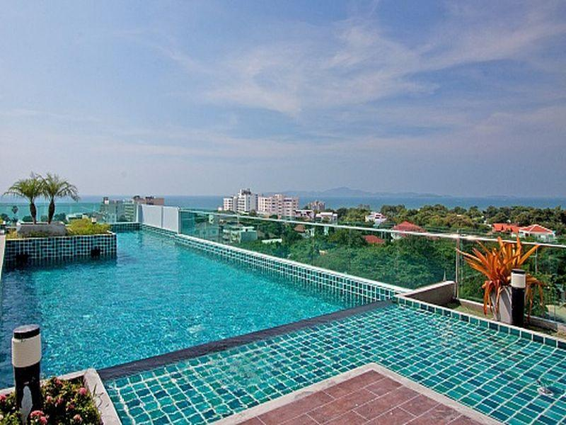 Pratumnak Lagoon Apartment - Hotels and Accommodation in Thailand, Asia