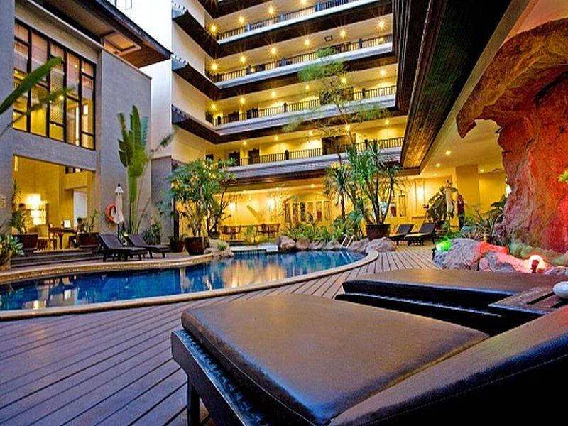 Nirvana Place - Hotels and Accommodation in Thailand, Asia