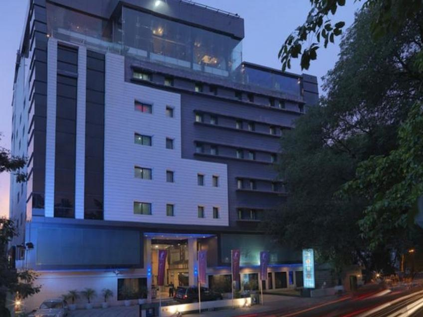 The Solitaire Hotel - Hotell och Boende i Indien i Bengaluru / Bangalore