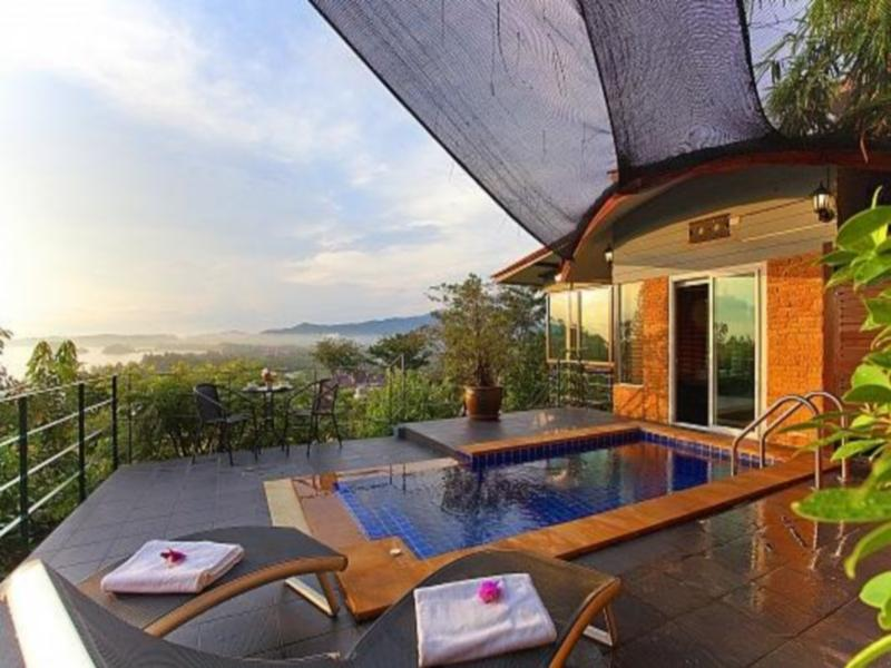 Krabi Sunset Hill Villa - Hotels and Accommodation in Thailand, Asia
