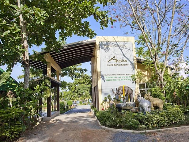 Krabi Beachfront Resort Deluxe Suite - Hotels and Accommodation in Thailand, Asia