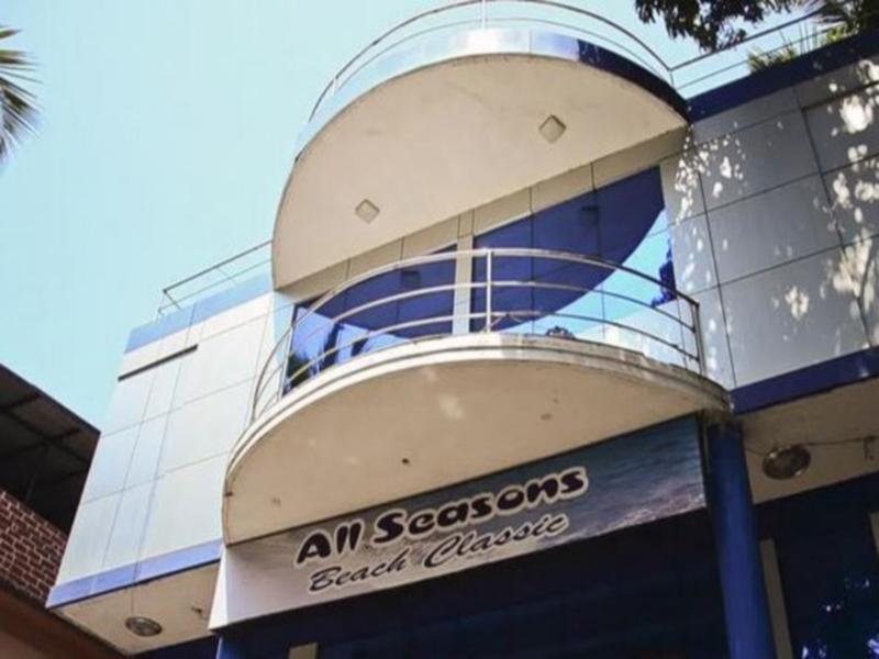 All Seasons Beach Classic Hotel - Hotell och Boende i Indien i Goa