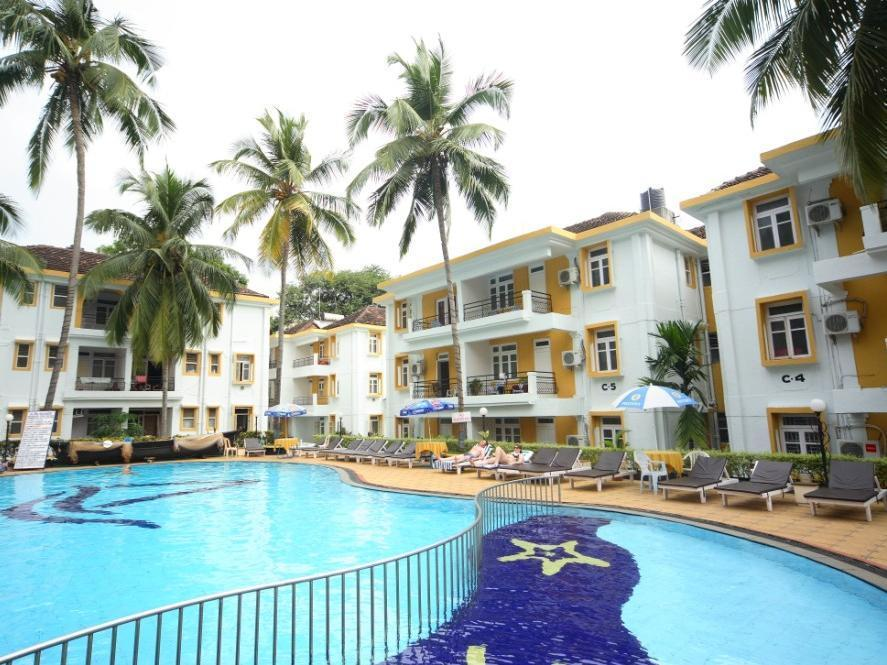 Alor Grande Holiday Resort - Hotell och Boende i Indien i Goa
