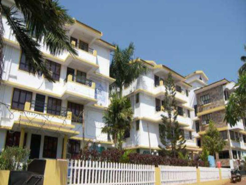 Alor Holiday Resort - Hotell och Boende i Indien i Goa