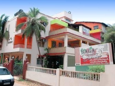 Baga Residency Hotel - Hotell och Boende i Indien i Goa