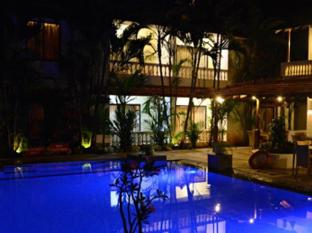 Casablanca Beach Resort North Goa - Swimming Pool