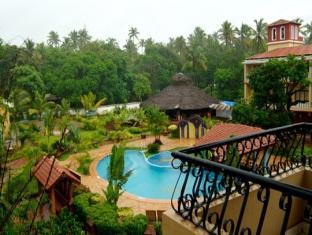 Country Club De Goa Hotel גואה - נוף