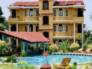 Country Club De Goa Hotel North Goa - Swimming Pool