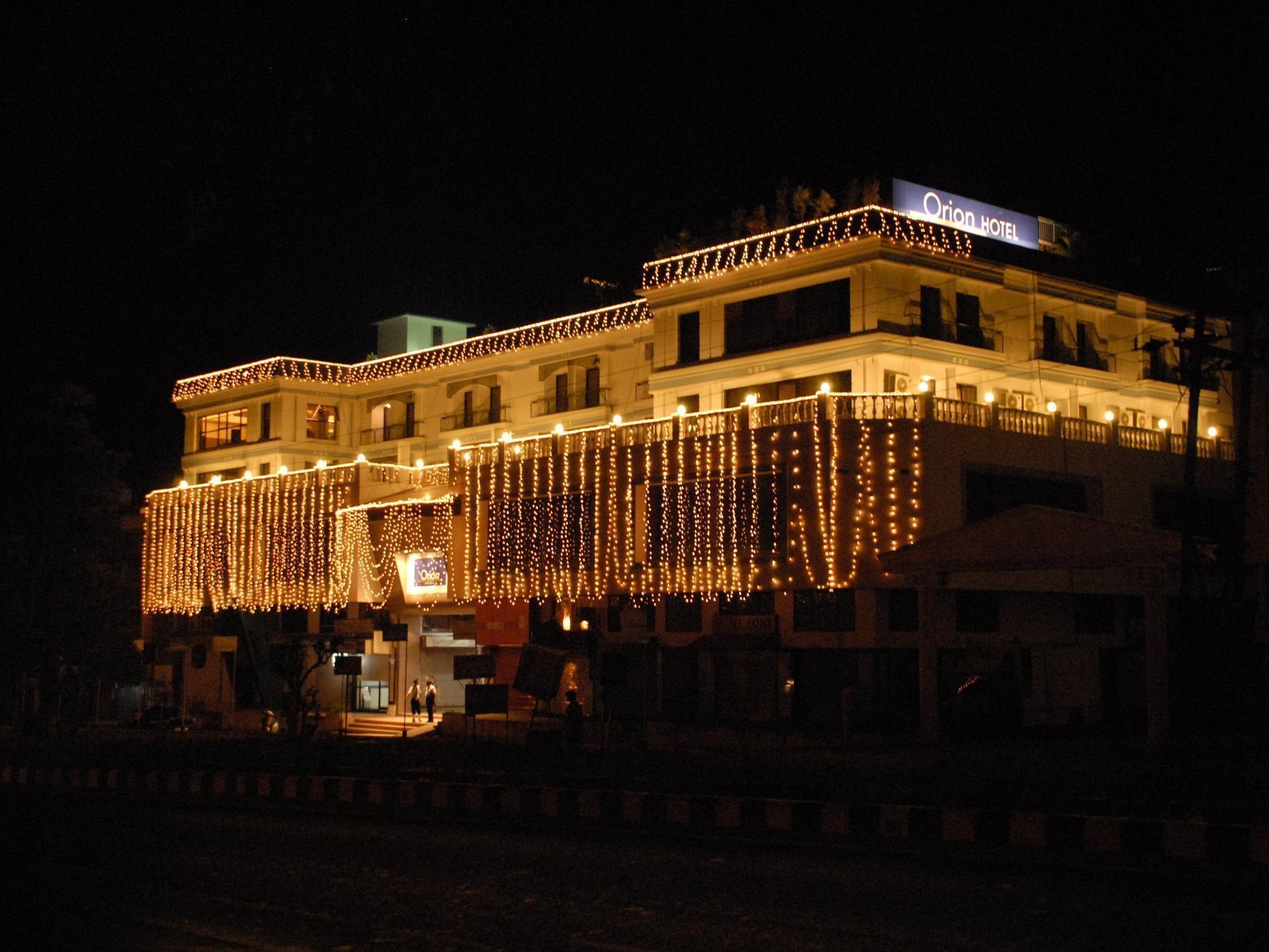 Hotel Orion - Hotell och Boende i Indien i Goa