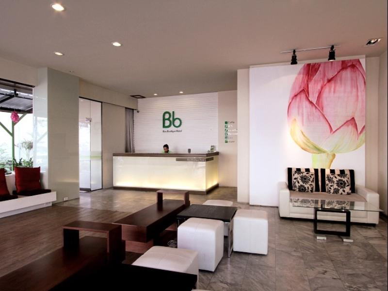 Bua Boutique Hotel - Hotels and Accommodation in Thailand, Asia
