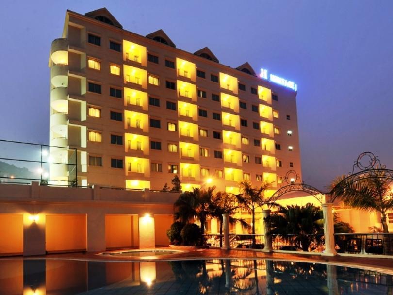 Heritage Halong Hotel - Hotell och Boende i Vietnam , Halong
