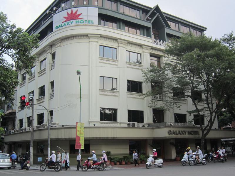 Hotell Galaxy Hotel