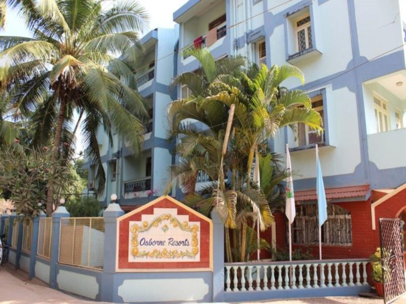 Osborne Holiday Resorts - Hotell och Boende i Indien i Goa