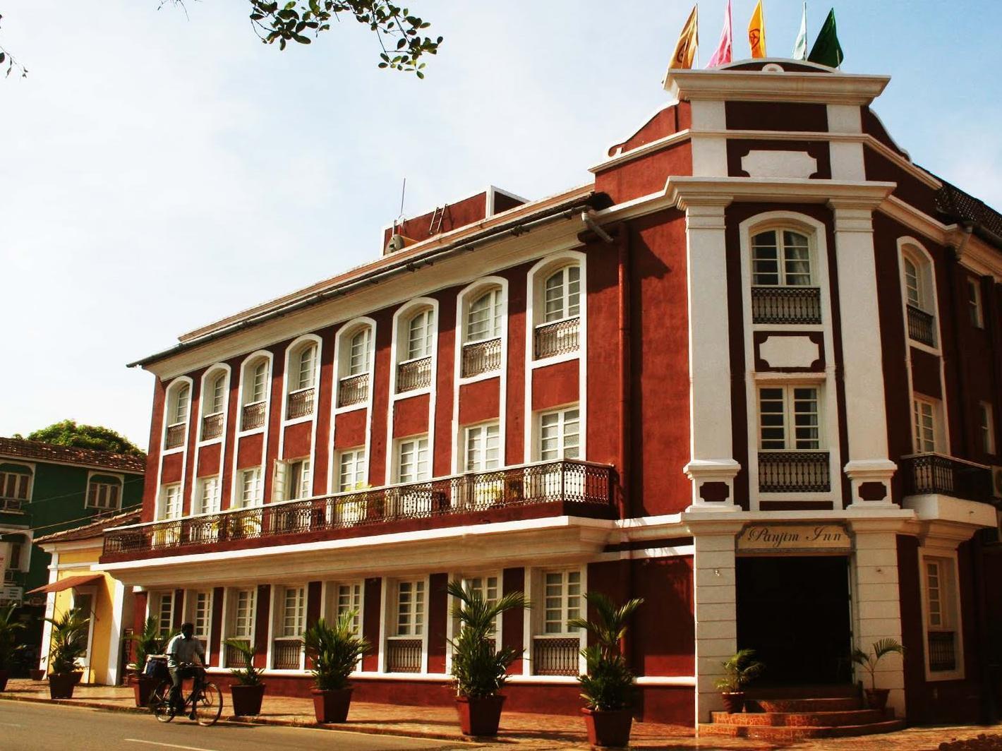 Panjim Inn - Panjim Peoples - Hotell och Boende i Indien i Goa