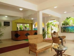 Peninsula Beach Resort North Goa - Reception