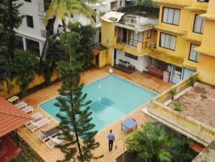 Peninsula Beach Resort North Goa - Hotel Exterior