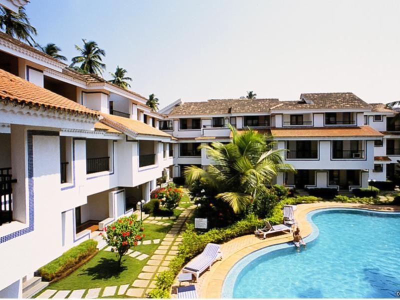 Resort Lagoa Azul גואה