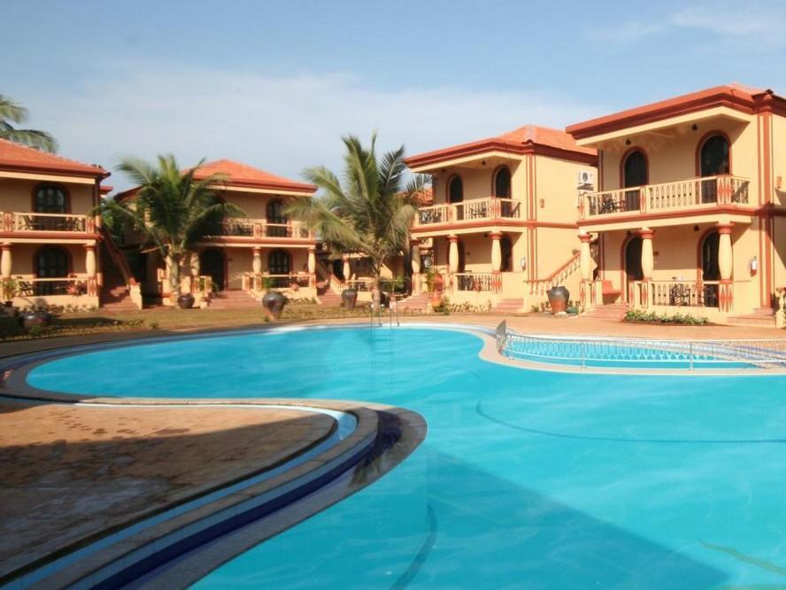 Resort Terra Paraiso - Hotell och Boende i Indien i Goa