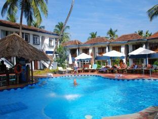 Santana Beach Resort North Goa - Swimming Pool
