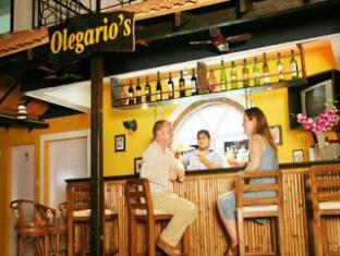 Santana Beach Resort North Goa - Olegario's - Bar