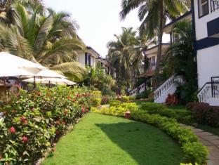 Santana Beach Resort North Goa - Interior