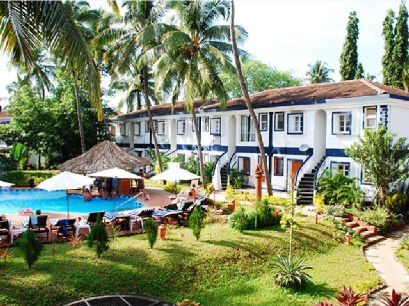 Santana Beach Resort - North Goa