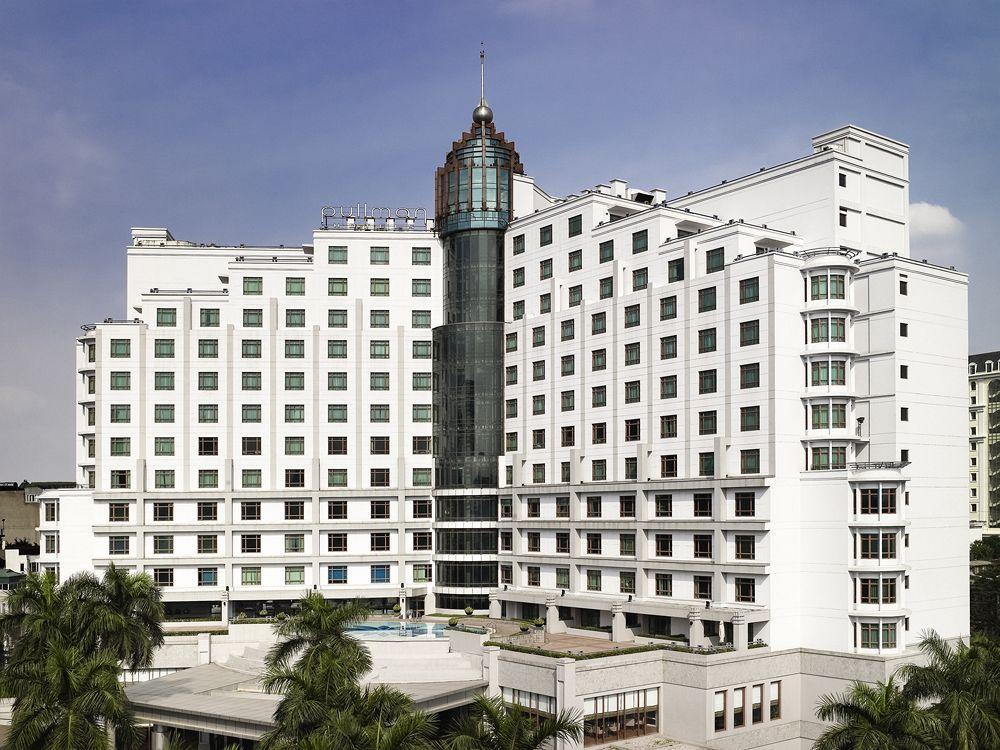 Hotell Hanoi Horison Hotel - Managed by Accor Group
