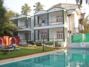 Summerville Beach Resort - Hotell och Boende i Indien i Goa