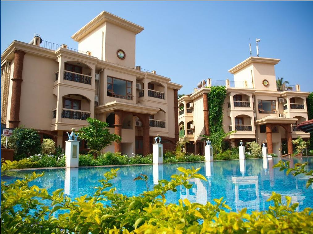 Sun City Resort - Hotell och Boende i Indien i Goa