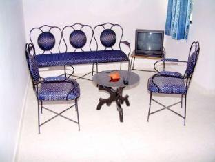 Sun Park Resort North Goa - Living Room