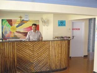 Sun Park Resort North Goa - Reception