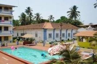 Sunshine Park Resort - Hotell och Boende i Indien i Goa