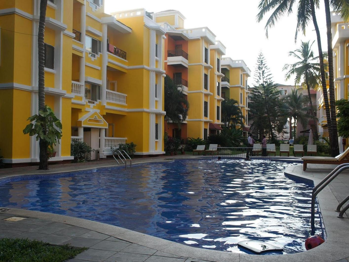 Adamo The Bellus - Hotell och Boende i Indien i Goa