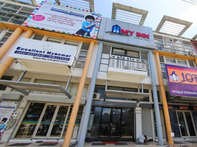My Inn @ Yadanar Road - Hotels and Accommodation in Myanmar, Asia