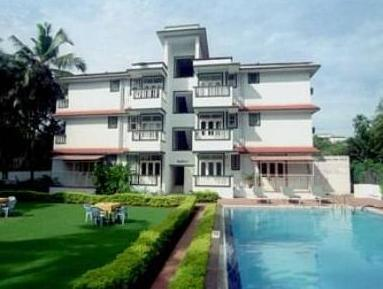 Valentines Retreat - Hotell och Boende i Indien i Goa