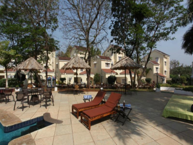 Vista Do Rio Resort - Hotell och Boende i Indien i Goa