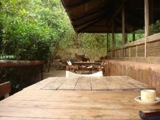 Wildernest Nature Resort South Goa - Restaurant Balcony