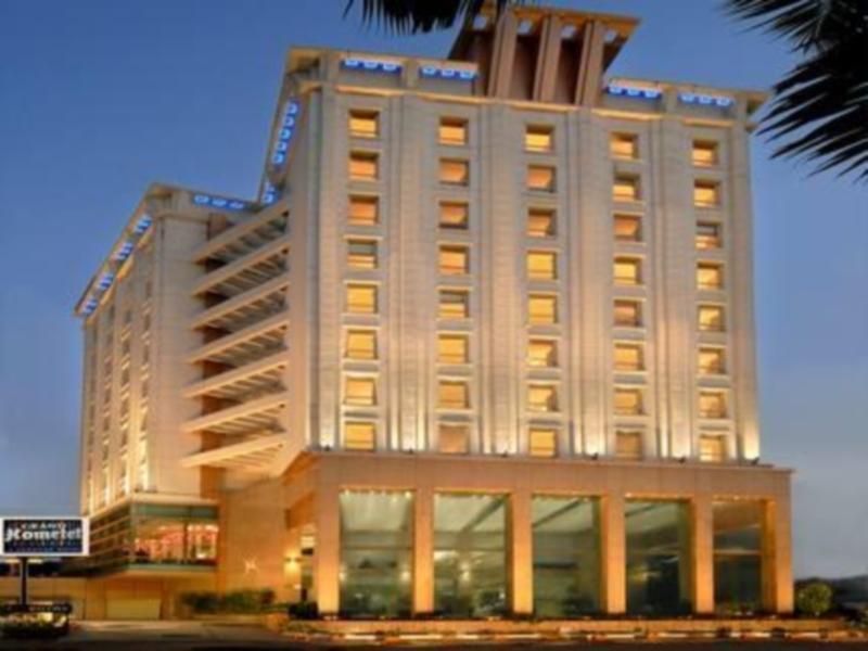 โรงแรมแกรนด์ โฮมเทล อะ สโรวาร์