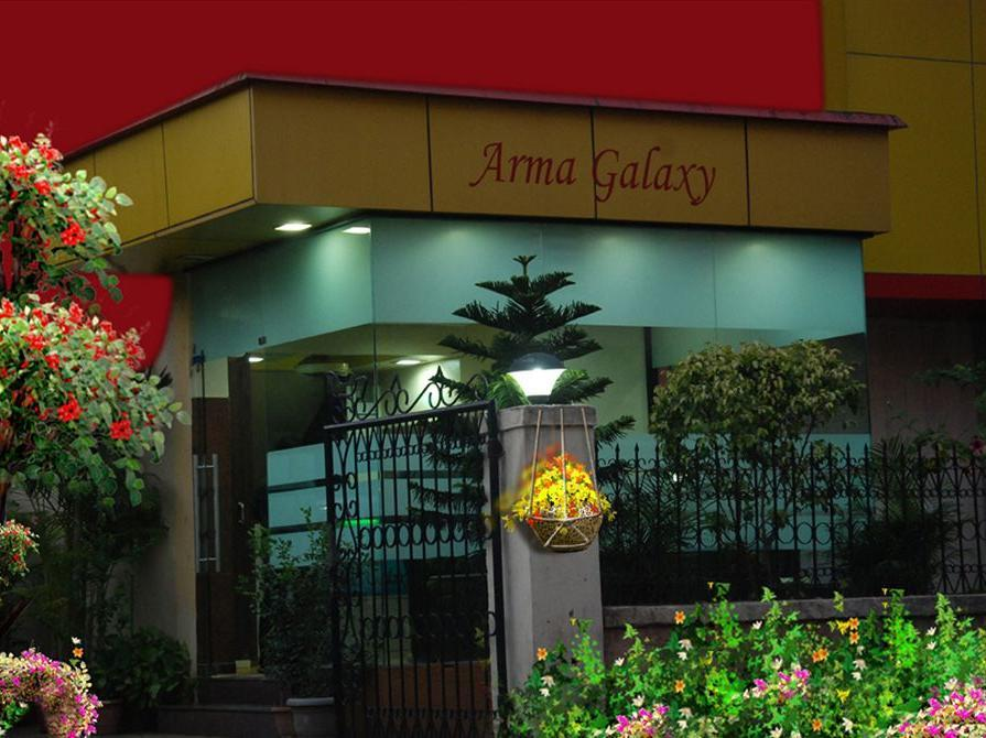 Hotel Arma Galaxy - Hotell och Boende i Indien i Mumbai