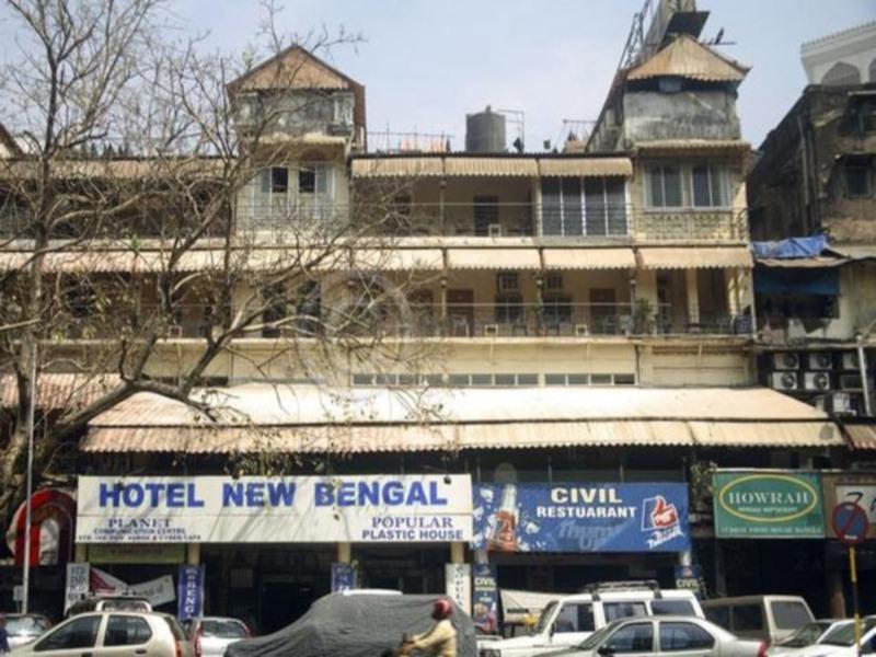 New Bengal Hotel - Hotell och Boende i Indien i Mumbai