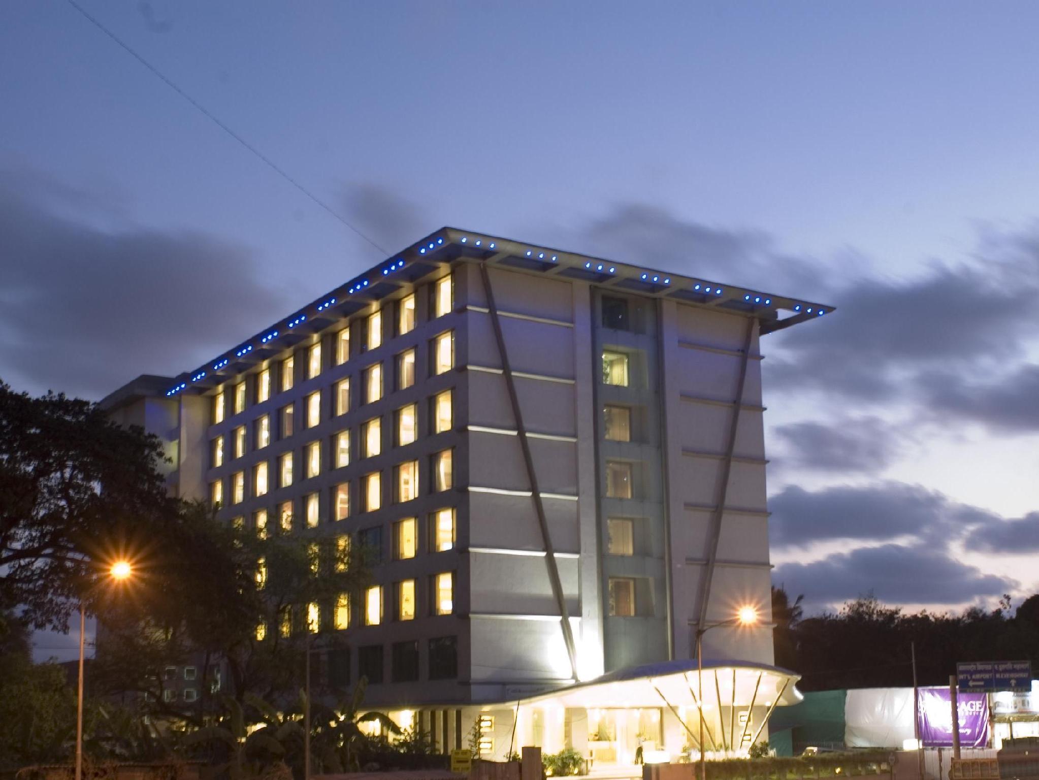 Mirage Hotel - Hotell och Boende i Indien i Mumbai