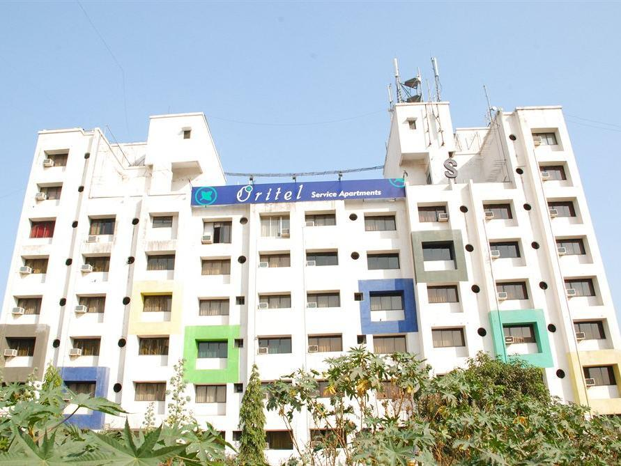 Oritel Service Apartments - Hotell och Boende i Indien i Mumbai