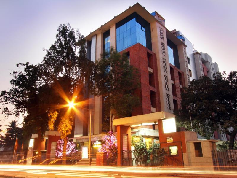 Keys Hotel Nestor - Mumbai - Hotell och Boende i Indien i Mumbai