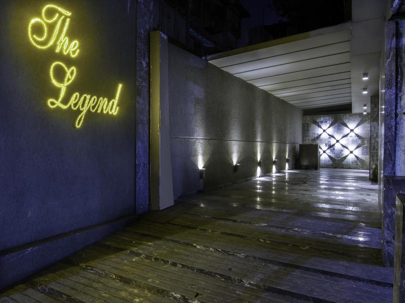 The Legend Hotel - Hotell och Boende i Indien i Mumbai